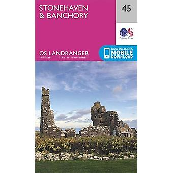 Stonehaven & Banchory - 9780319263693 Book