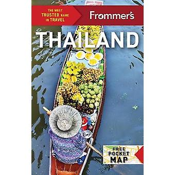 Frommer's Thailand by Ashley Niedringhaus - 9781628874020 Book