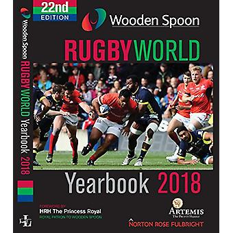 Rugby World Yearbook 2018 - 9781782818090 Book