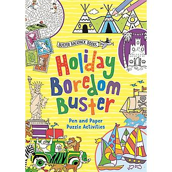Holiday Boredom Buster by Campbell & GuyBailey & Ellen