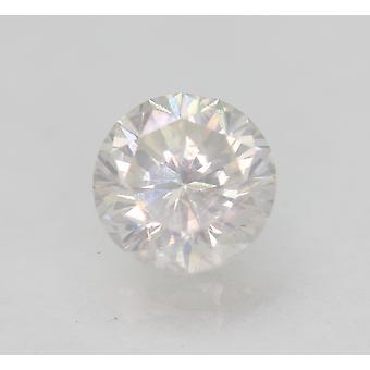 認定 1.15 カラット F SI1 ラウンド ブリリアントエンハンスド ナチュラル ルース ダイヤモンド 6.51mm