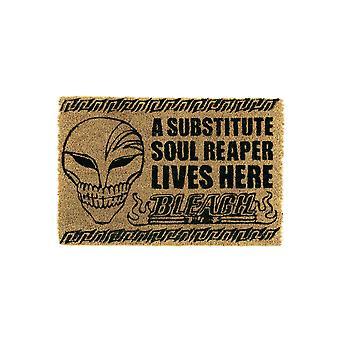 Official Bleach Substitute Soul Reaper Doormat