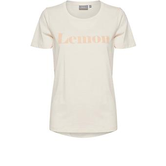 b.young Lemon Jersey T-Shirt