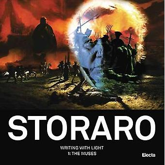 Writing with Light - The Muses by Vittorio Storaro - 9788891820181 Book