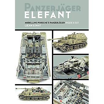 Panzerjager Elephant - Modelling Posche's Panzerjager Inside and out b