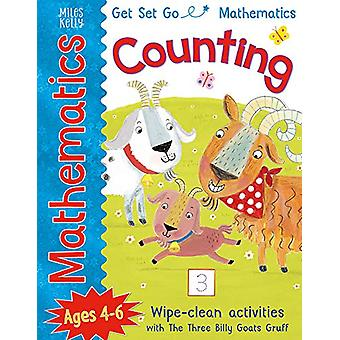 Get Set Go - Mathematics - Counting by Rosie Neave - 9781786178176 Book
