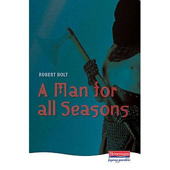 Man For All Seasons by Robert Bolt