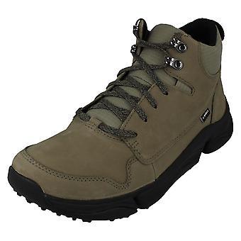 Mens Clarks Walking Boots Tri Pad Hike
