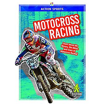 Action Sports - Motocross Racing by  -K. -A. Hale - 9781644941478 Book
