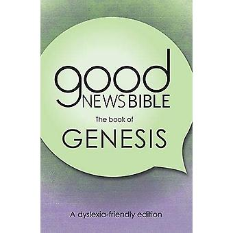The book of Genesis - A dyslexia-friendly edition - 9780564052370 Book