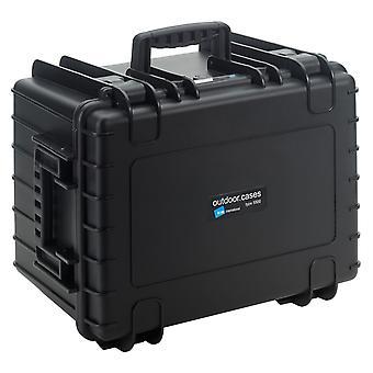 B&W Outdoor Case Type 5500, Classification, Noir