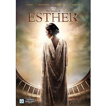 Book of Esther [DVD] USA import