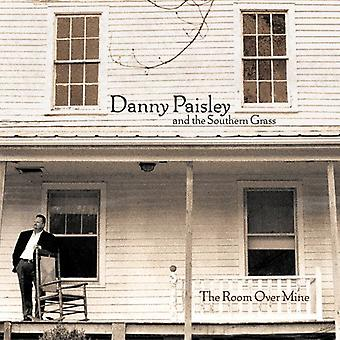 Dan Paisley & the Southern Grass - Room Over Mine [CD] USA import