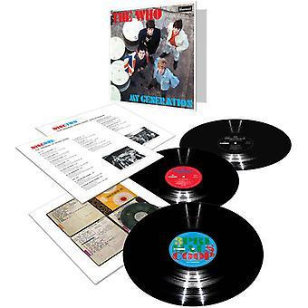 The Who - My Generation(3LP/De [Vinyl] USA import