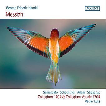Messiah [CD] USA import