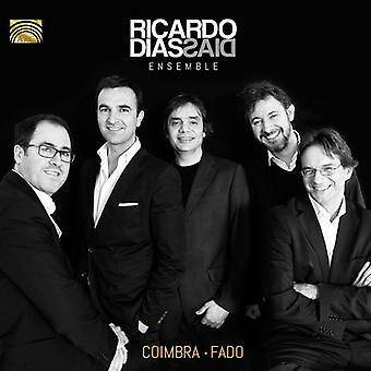 Richard Dias - importation USA Coimbra [CD]