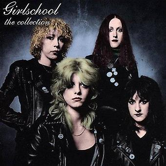 Girlschool - The Collection [CD] USA import