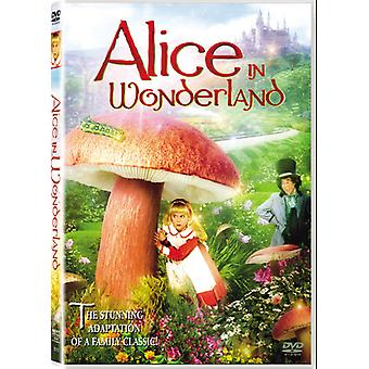 Alice i Wonderland (1985) [DVD] USA import
