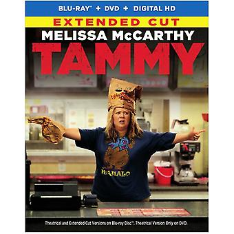 Tammy: Ext&th [BLU-RAY] USA import
