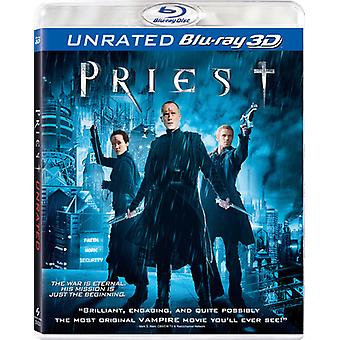 Presten-3D [BLU-RAY] USA import