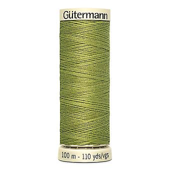Gutermann Sew-all 100% Polyester Thread 100m Hand and Machine Colour Code  - 582