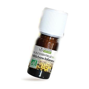 Óleo essencial de Helichryse italiano 5 ml de óleo essencial