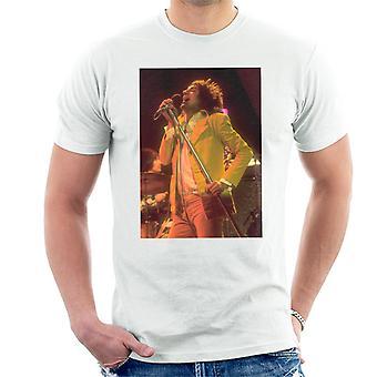 TV fois Rod Stewart et les visages flamme effet T-Shirt homme
