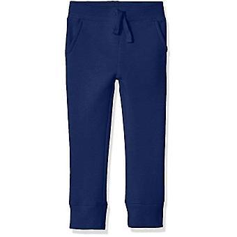 Essentials Boyăs Fleece Jogger, Royal Blue, Mic