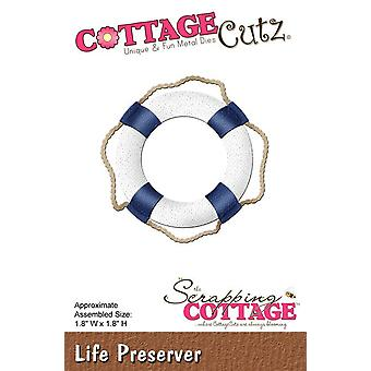 Scrapping Cottage CottageCutz Life Preserver