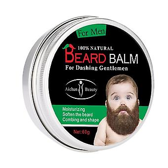 Natural Organic Beard Balm For Growth