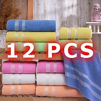 Turkish Towel Set - Bath Towel Hand Towel Hotel & Spa Quick Dry