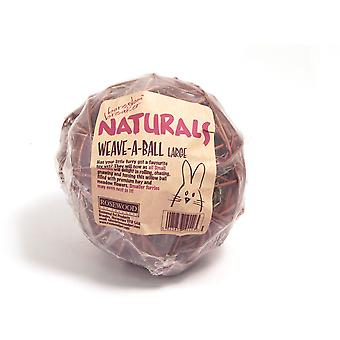 Naturals Weave-a-ball - Large