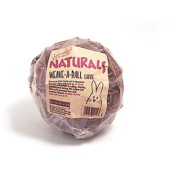 Naturals Weave-a-ball - Duży