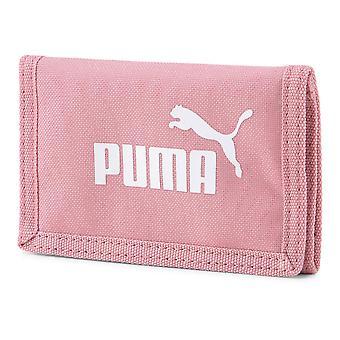 プーマフェーズスポーツジップ財布のお金の財布ピンク