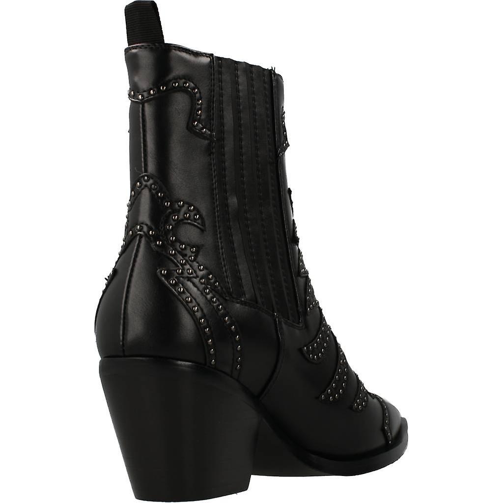 Noa Harmon Booties 8491n Black