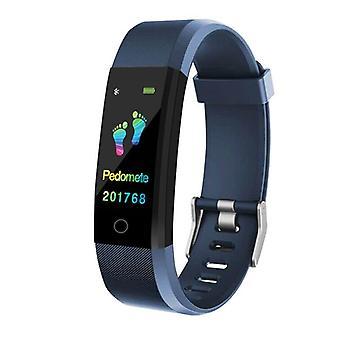ساعة سوار ذكية مع تقنية بلوتوث لدعم الألوان المختلفة