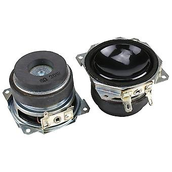 Speaker 8ohm, 20w Subwoofer Bluetooth Speaker For Deep Bass Loudspeaker, Long