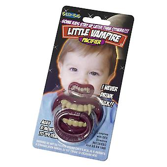 Childrens Infants Little Vampire Dummy Halloween Accessory