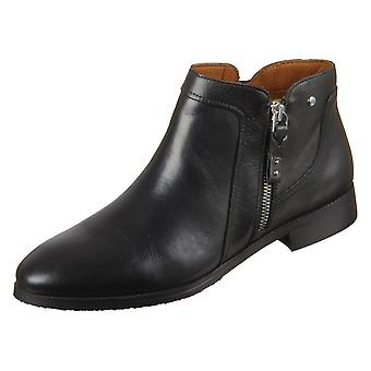 Pikolinos Royal W4D8799 preto universal todos os anos sapatos femininos