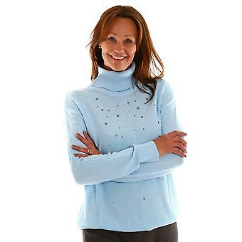 EUGEN KLEIN Eugen Klein Sky Blue Sweater 8342 02076