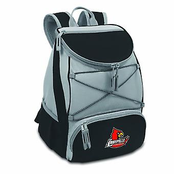 Ptx- Black (U Of Louisville Cardinals) Digital Print Backpack