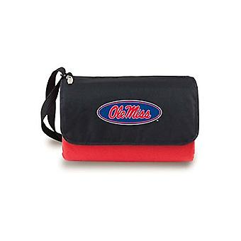 Blanket Tote- Red(U Of Mississippi Rebels) Digital Print