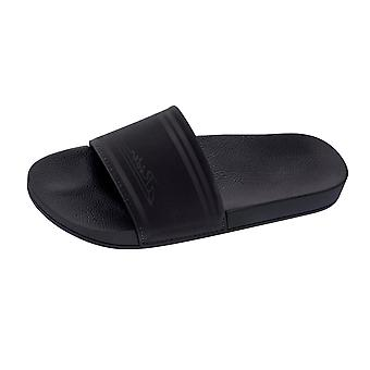 Mens Rider Sandals 30 Years Slide / Flip Flops - Black