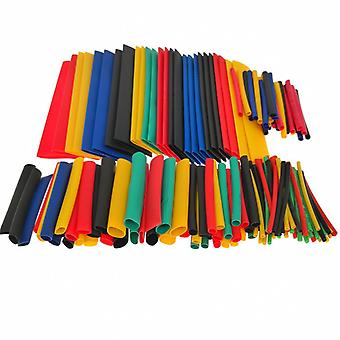 Assorted Polyolefin Heat Shrink Tube, Cable Sleeve Wrap Wire