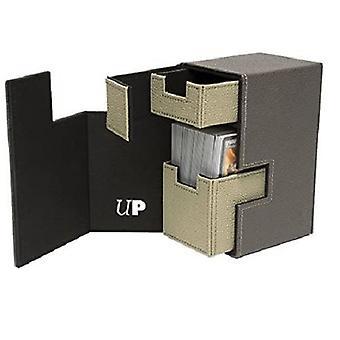Caixa de deck Ultra Pro M2.1 - Cinza/Pedra