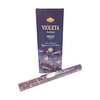 Violet Incense 20 units