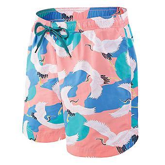 Saxx Cannonball Swim Shorts - Mango Cranes