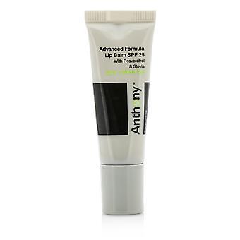 Logistics for men advanced formula lip balm spf 25 mint and white tea 201469 7g/0.25oz
