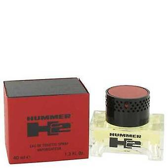 Hummer H2 By Hummer Eau De Toilette Spray 1.3 Oz (men) V728-423282