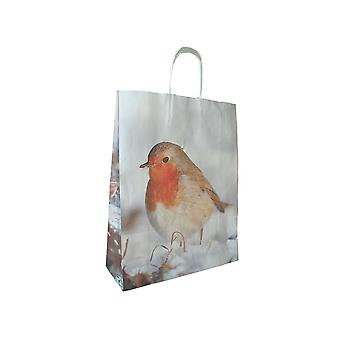 Fallen Fruits Paper Bag Large Robin & Stag TP289
